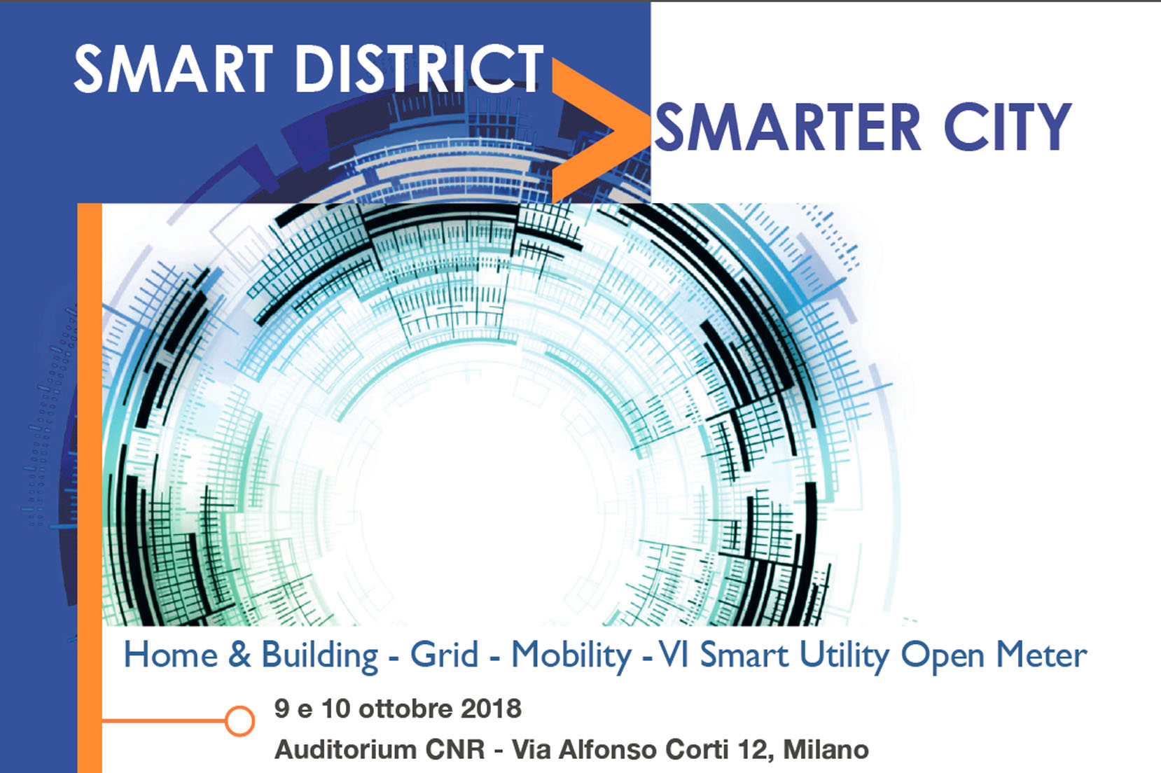 ANIE CSI: SMART DISTRICT > SMARTER CITY